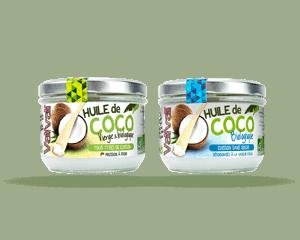 Vaivai huile de coco