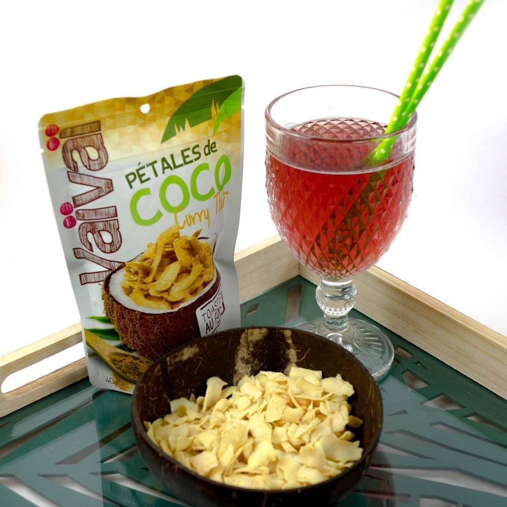 pétales de coco curry 1